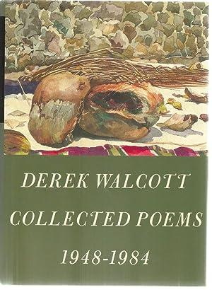 Collected Poems 1948-1984: Walcott, Derek