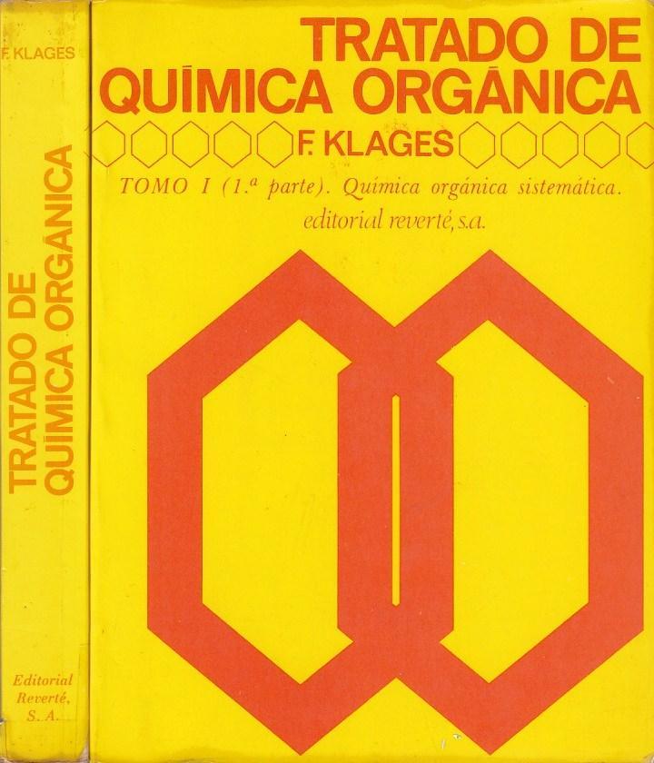 TRATADO DE QUIMICA ORGANICA Tomo 1 Parte 1 y 2 QUMICA ORGNICA