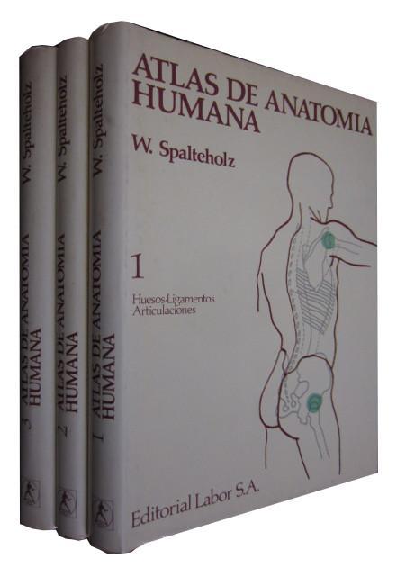 Atlas De Anatomia Tomo 1 - AbeBooks