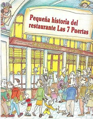 """PEQUEÑA HISTORIA DEL RESTAURANTE """"LAS 7 PUERTAS"""": Lluis Porcel"""
