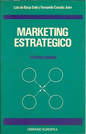 MARKETING ESTRATEGICO: Luis de Borja