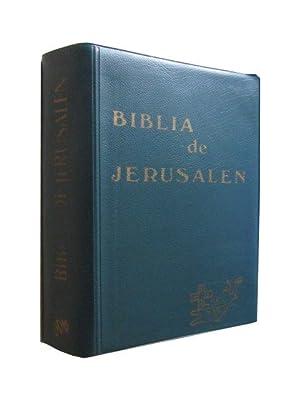 BIBLIA DE JERUSALEN: Desclee De Brouwer