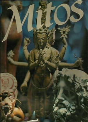 MITOS: Alexander Eliot / Mircea Eliade / Joseph Campbell / Detlef-I Lauf / Emil Bührer