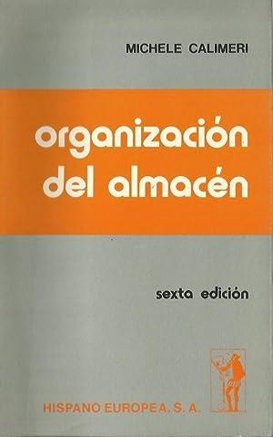 ORGANIZACIÓN DEL ALMACÉN: Michele Calimeri