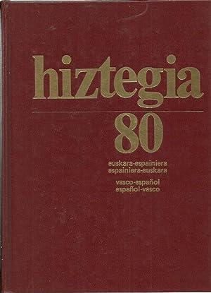 HIZTEGIA 80, Euskara - Espiniera / Espainiera - Euskara: Ekiten taldea