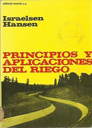 PRINCIPIOS Y APLICACIONES DEL RIEGO: Israelsen Hansen