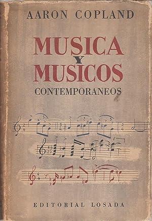 MÚSICA Y MÚSICOS CONTEMPORANEOS: Aaron Copland