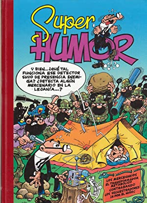 SUPER HUMOR MORTADELO Nº14