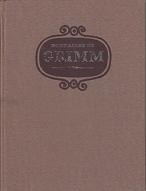 RONDALLAS GRIMM: Hermanos Grimm