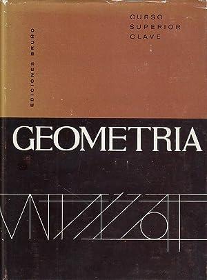 GEOMETRIA CURSO SUPERIOR, CLVE (solucionario): Ediciones Bruño