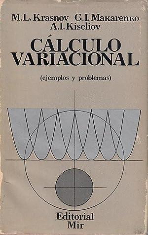 CÁLCULO VARIACIONAL (ejemplos y problemas): M. L. Krasnov