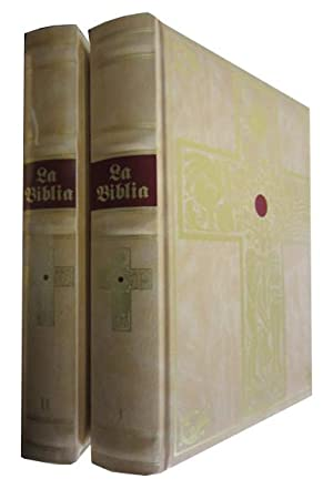 BIBLIA DE JERUSALÉN Ilustrada por Gustavo Doré: Edición Española de