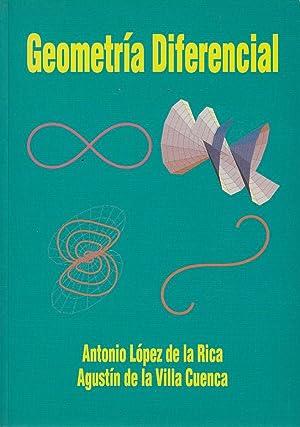 GEOMETRÍA DIFERENCIAL contiene el DISQUETE original: Antonio López de