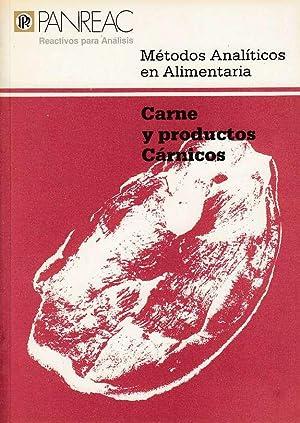 METODOS ANALITICOS EN ALIMENTARIA CARNE Y PRODUCTOS CARNICOS: El Editor