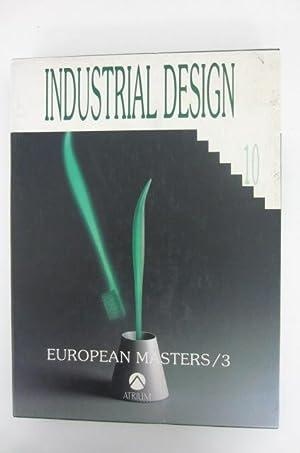 INDUSTRIAL DESIGN Diseño Industrial 10 Europan Masters: VV.AA.