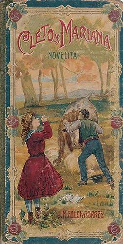CLETO Y MARIANA - Novelita - Biblioteca: J.M. FOLCH Y