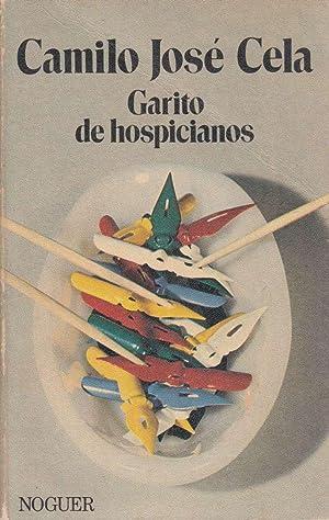 GARITO DE HOSPICIANOS: Camilo José Cela