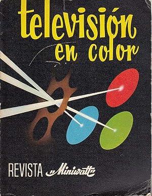 TELEVISIÓN EN COLOR: VVAA