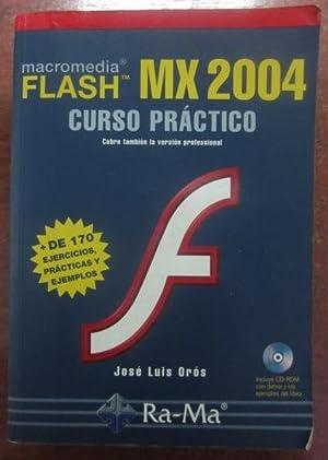 FLASH MX 2004: José Luis Oros