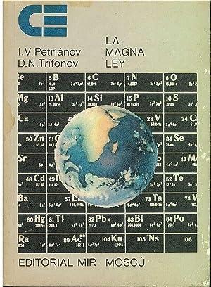 LA MAGNA LEY: I. V. Petrianov - D. N. Trifonov