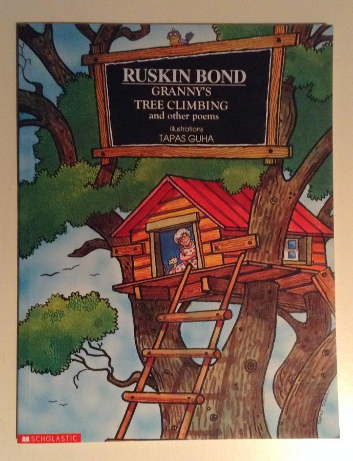 grandma climbs a tree Selections from works by ogden nash, alfred tennyson, rudyard kipling, shel  silverstein, mattie stepanek, joseph bottum, and others were.
