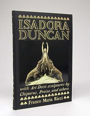 "ISADORA DUNCAN (Volume 6 of ""The Signs: Savinio, Alberto; Umberto"