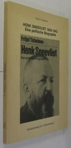 Henk Sneevliet 1883 - 1942 - Sneevliet, Henk] Tichelman, Fritjof
