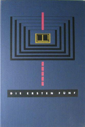 Die ersten Fünf. Die Graphischen Bücher. Ein: Faber, Michael: