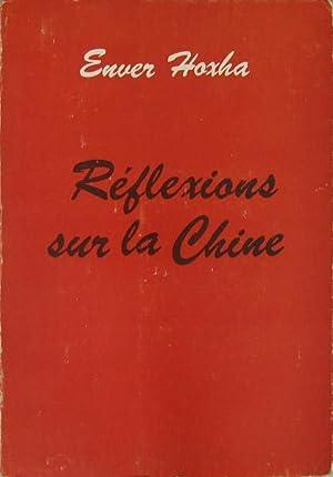 Réflexions sur la Chine. Tome I. 1962: Hoxha, Enver:
