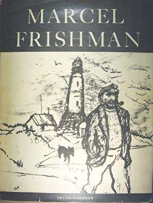 Drawings.: Frishman, Marcel.