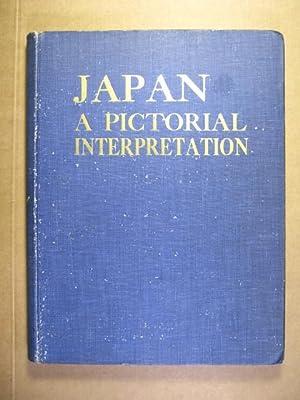 Japan. A pictorial interpretation.: Asahi Shinbunsha: