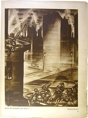 Arbeiter-Illustrierte-Zeitung. Jahrgang VIII, Nr. 31 Zu neuen: AIZ [Heartfield, John