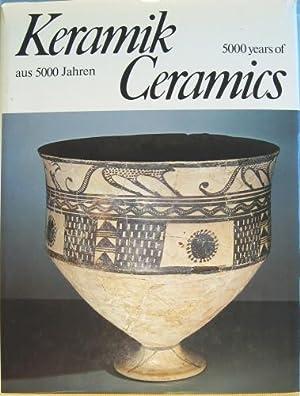Keramik aus 5000 Jahren. 107 Meisterwerke aus: Klein, Adalbert u.