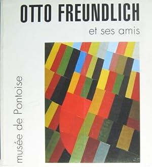"""Résultat de recherche d'images pour """"Otto Freundlich et ses amismusée de pontoise"""""""