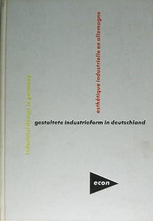 Gestaltete Industrieform in Deutschland. Eine Auswahl formschöner: Zentralstelle zur Förderung