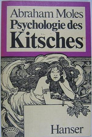 Psychologie des Kitsches.: Moles, Abraham A.: