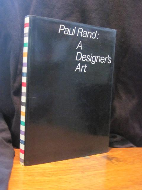 A DESIGNERS ART BY PAUL RAND EBOOK