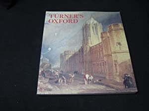 Turner's Oxford: Harrison, Colin
