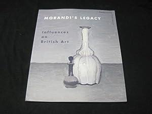 Morandi's Legacy : Influences on British Art: Coldwell, Paul