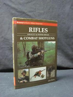 Rifles & Combat Shotguns: Assault & Sniper Rifles: Norris, J.;Norris, John
