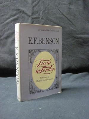 Lucia in London: Benson, E. F.