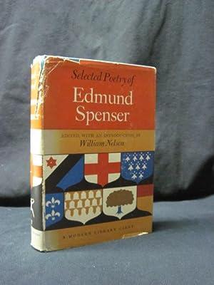 Selected Poetry of Edmund Spenser: Spenser, Edmund; Nelson,