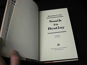 South to Destiny: Cosic, Dobrica