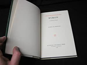 Byron: A Critical Study: Rutherford, Andrew