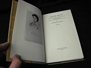 Leigh Hunt: A Biography: Blunden, Edmund