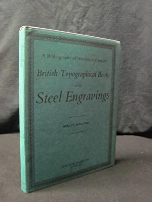 British Topographical Books with Steel Engravings: Holloway, Merlyn