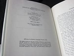 Arthurian Romance: Seven Essays: Owen, D. D. R