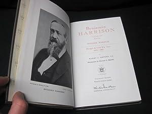 Benjamin Harrison: Hoosier Warrior - The Civil War Years 1861-1865: Sievers, Harry J.; Brown, ...