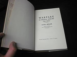 Warfare in Feudal Europe 730-1200: Beeler, John H.