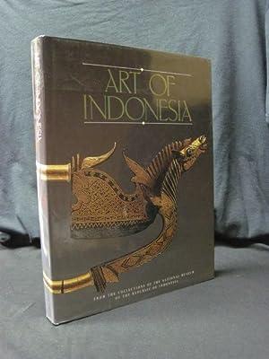 Art of Indonesia: Sumadio, Bambang
